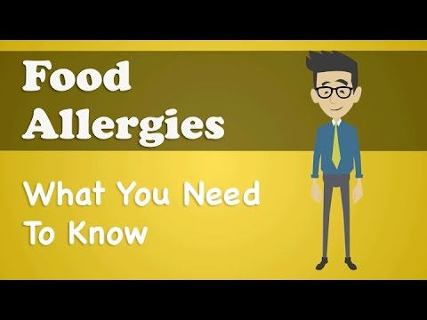 Food Allergy – What You Need To Know