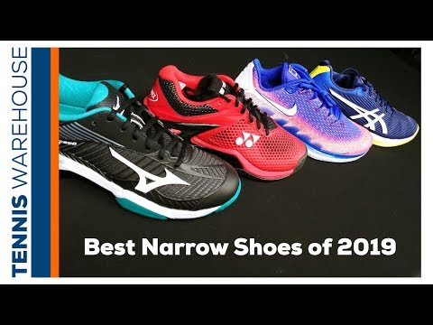 Best Narrow Tennis Shoes For You!