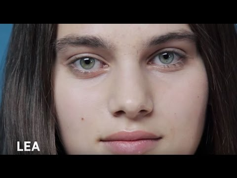 Slovakia | Lea | Elite Model Look 2015