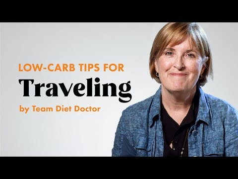 [Preview] Low-carb tips for traveling by Team Diet Doctor