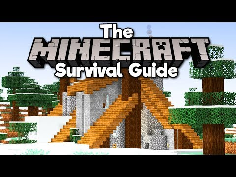 our-first-modern-house!-▫-the-minecraft-survival-guide-[part-214]