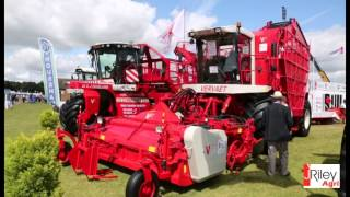J Riley Agri at the 2014 Royal Norfolk Show