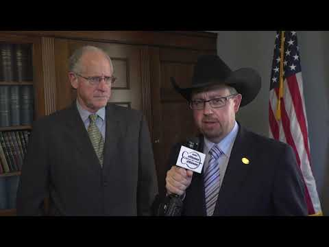 Congressman Talks About Key Cattle Industry Issues