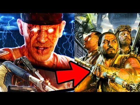 RANKING EVERY CALL OF DUTY ZOMBIES MAP FROM WORST TO BEST!