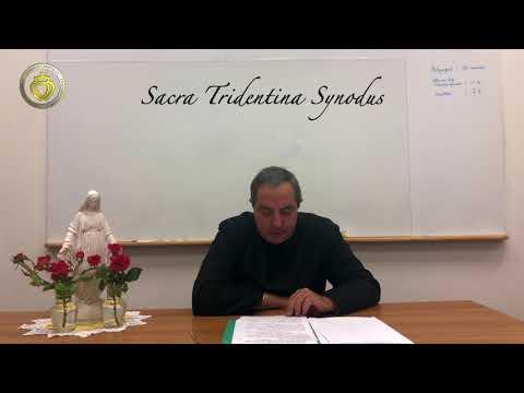 Sacra Tridentina Synodus