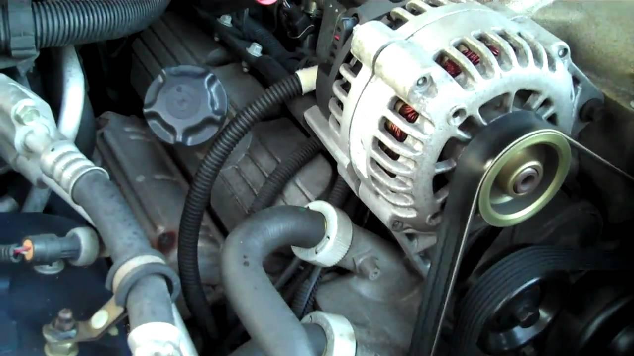 pontiac firebird engine tapping noise