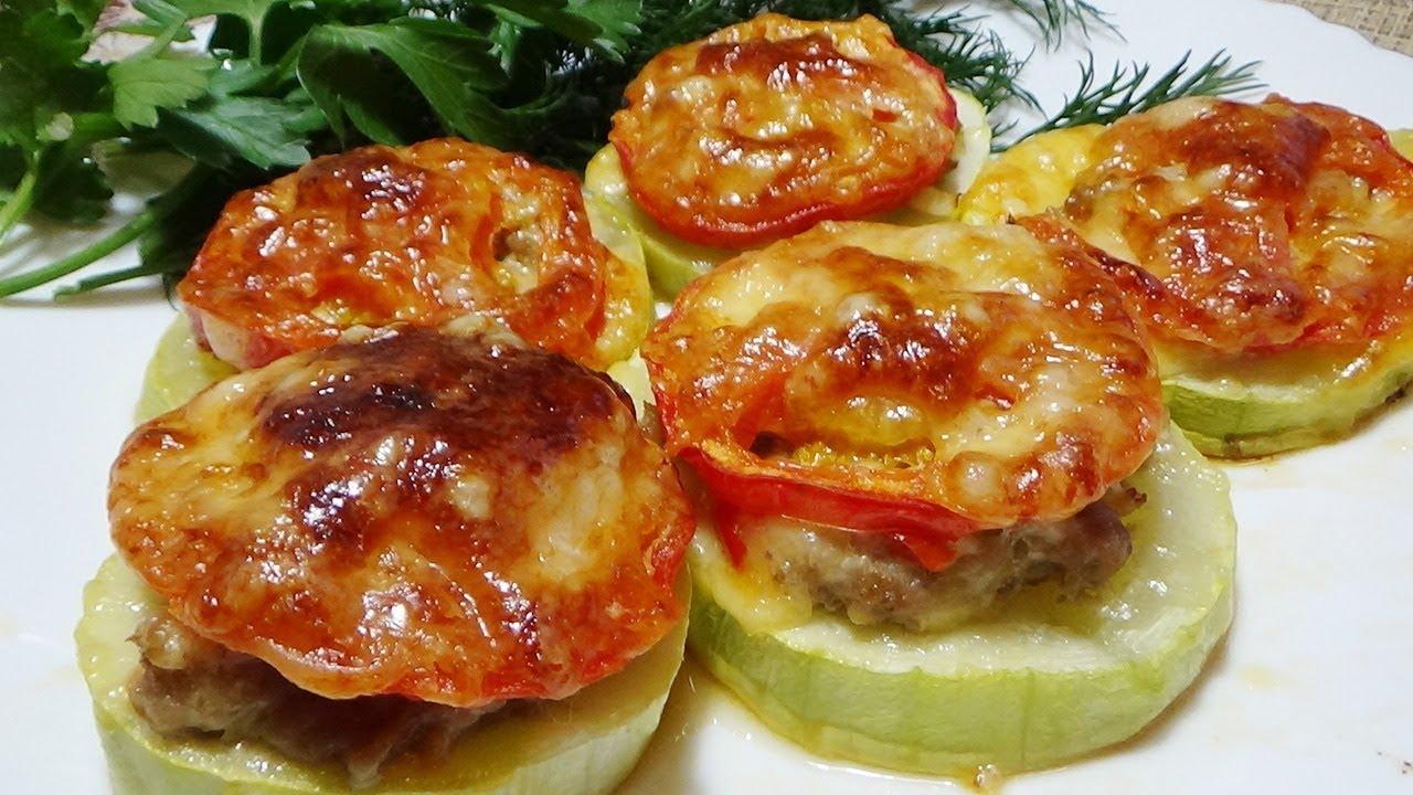 салат из кабачков на ужин
