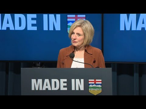 Premier Notley praises NEB's approval on Trans Mountain
