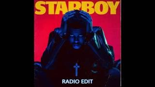 The Weeknd Ft. Daft Punk Starboy Radio Edit