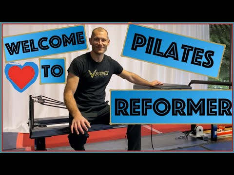 Pilates Reformer for Complete Beginners