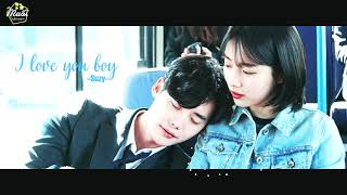 [VIETSUB + KARA] I Love You Boy - Suzy (While you were sleep OST)