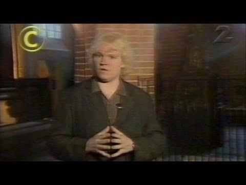 Fredrik Lindström tolkar Sveriges konungars historia Centralen 1996