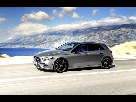New Mercedes A-Class 2019, Amazing Design, New Opportunities. FULL HD