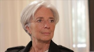 World Economy Highly Unstable - IMF's Christine Lagarde