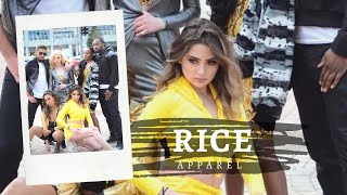 Rice Apparel (Street Collection)