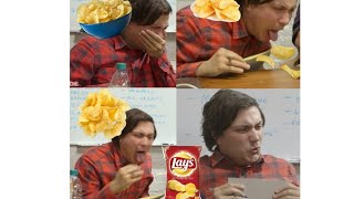 Frank Iero hating chips on Instagram stories YouTube Videos