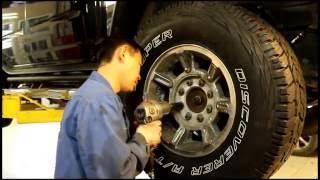 видео Обслуживание и ремонт Хаммер (Hummer) в Минске