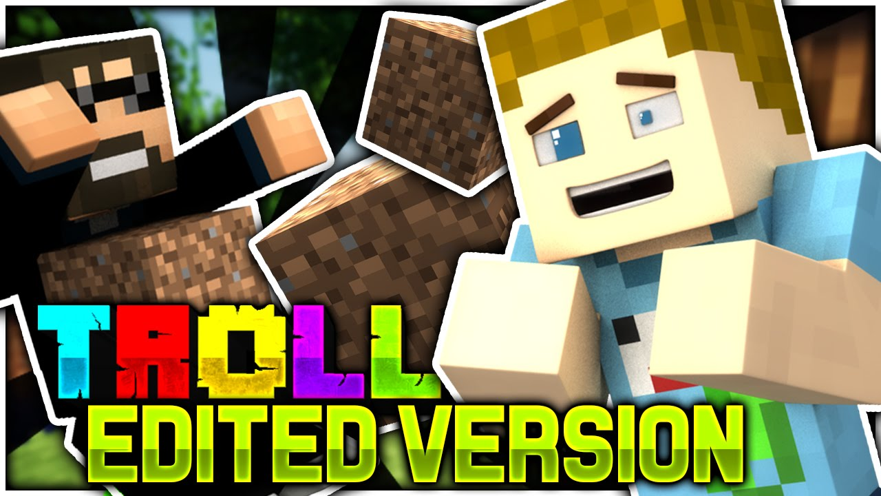 Download Minecraft | TROLLING SSUNDEE WITH DIRT LEL | TROLL CRAFT (EDITED VERSION)