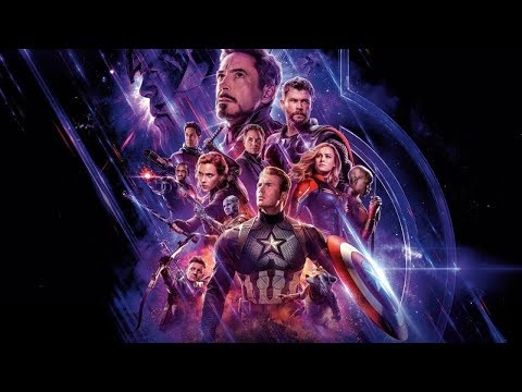Avengers Endgame OST- I Am Iron Man + Thanos Death