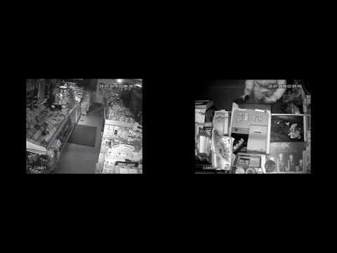Govan Glasgow Robbery