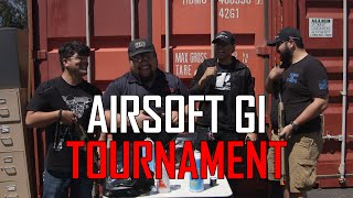 THE DIZZY GAT CHALLENGE!! (Please be Safe y'all) - Airsoft GI