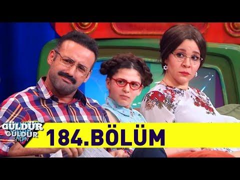 Güldür Güldür Show 184. Bölüm Tek Parça Full HD