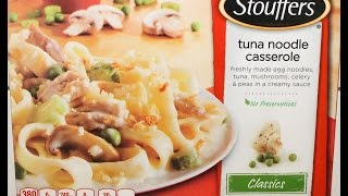 Stouffer's: Tuna Noodle Casserole Review