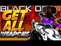 "HOW TO TRY ALL ""NEW DLC WEAPONS"" Custom Game Black Ops 3- HOW TO USE ALL ""NEW GUNS"" BO3 ALL DLC GUNS"