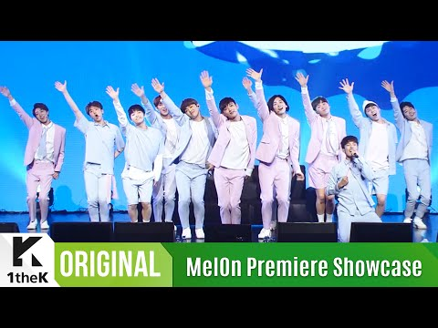 [MelOn Premiere Showcase(One Take Ver.)] SEVENTEEN(세븐틴) _ Pretty U(예쁘다)