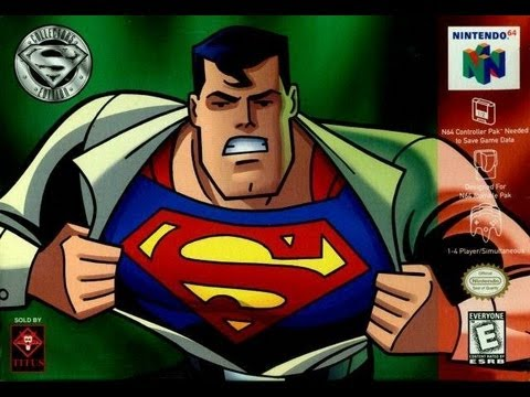 Superman 64 Video Review