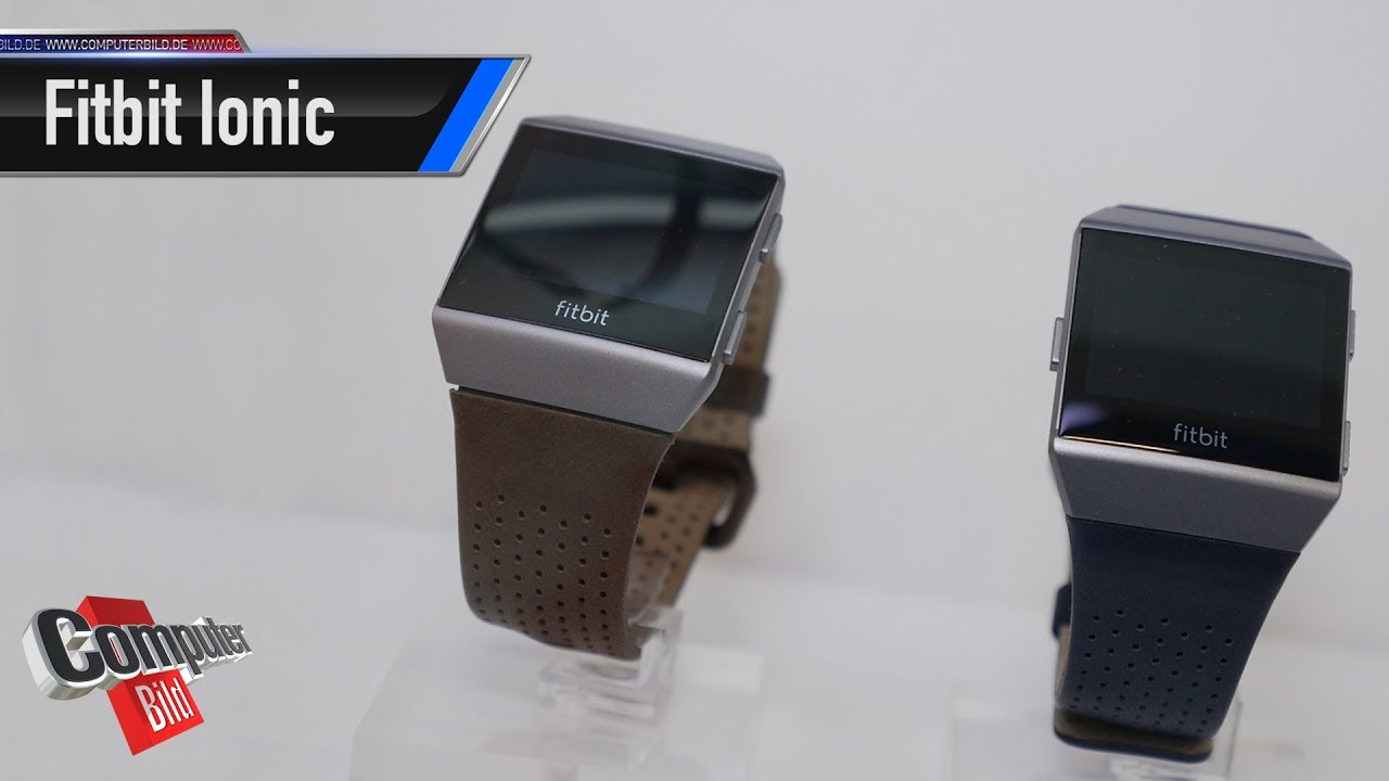 Fitbit zum Telefonieren