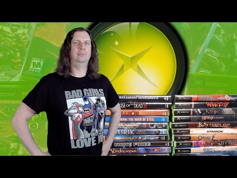 Original XBOX Exclusive Games
