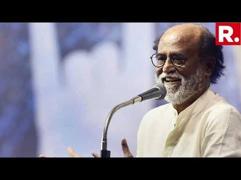 Actor Rajinikanth Hits Back At Congress, Says 'You Should Know What To Politicise'