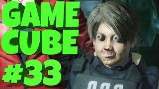 GAME CUBE 33  Баги Приколы Фейлы  D4l