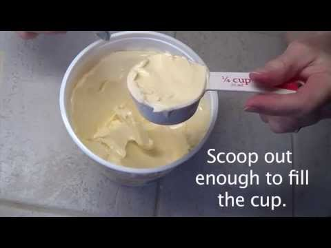 how-to-measure-butter,-margarine-and-other-solid-fats