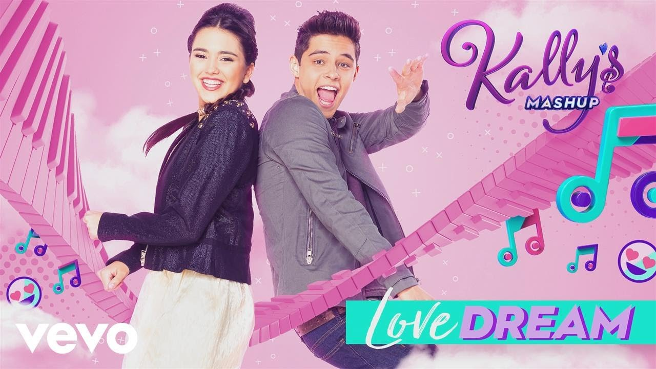 Kally 39 s mashup cast love dream audio ft maia reficco for Habitacion de kally s mashup