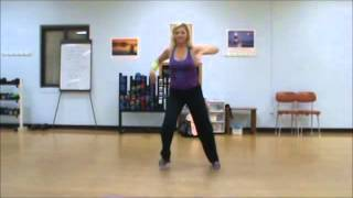 "ZUMBA routine - ""Last Dance (Lucy Grau version)"" - Donna Summer - Lisa Robbins Original Choreography"