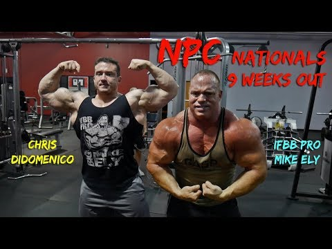 9 Weeks Out | NPC Nationals