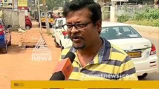 Thrissur Online Taxi drivers strikes for 24 hours
