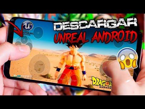 (ESPECIAL 34K) DRAGON BALL UNREAL ANDROID! DBS VIDEOS