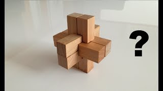 Awesome Puzzle Wooden Cross | How to solve it screenshot 1