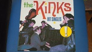 243968-1 The Kinks Hit Singles ザ・キンクス ヒット・シングルス.