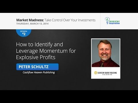 How to Identify and Leverage Momentum for Explosive Profits | Peter Schultz
