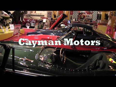 Cayman Motors Museum