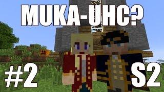 Minecraft - Muka-UHC? - S2E2 - Ilkeä noita-akka