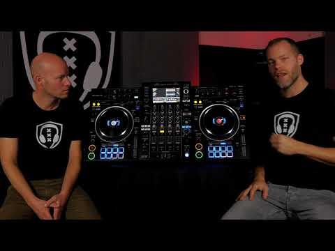 Pioneer XDJ-XZ Review by DJ School Amsterdam: buy or don't buy?