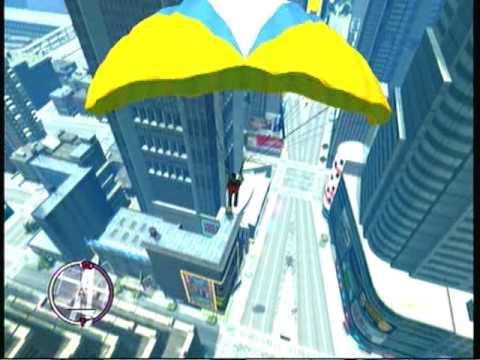 GTA IV-BOGT parachute FAIL