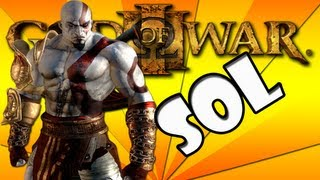 God Of War 3: O Deus do Sol - Decapitado =O +16