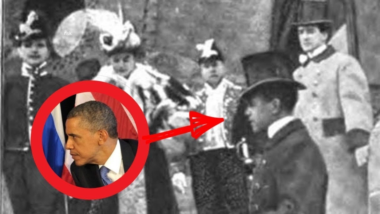 Download 15 Time Travelers That Will Convince You It's Real