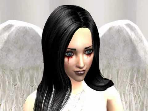 Diam's Par amour - Sims